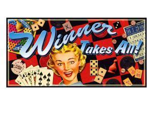 Winner Takes All by Kate Ward Thacker