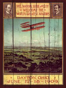 Wright Brothers by Kate Ward Thacker