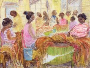 Cigar Factory, Havana by Kate Yates