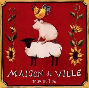 Maison De Ville by Katharine Gracey