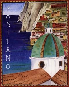 Positano by Katharine Gracey