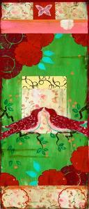 Lovebird Series 3 by Kathe Fraga