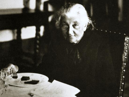 Katherina Breshkov-Breshuskay, Russian revolutionary activist, early 20th century-Unknown-Photographic Print