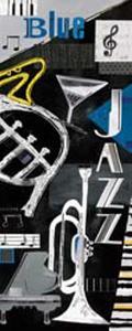 Blues and Jazz by Katherine & Elizabeth Pope