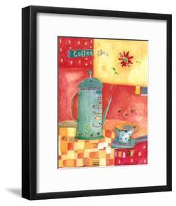Kitchen Collage I by Katherine & Elizabeth Pope