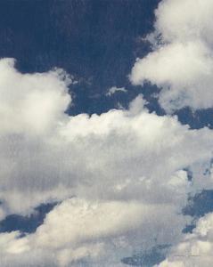 Autumn Clouds by Katherine Gendreau
