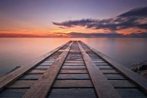 Cosmic Dock by Katherine Gendreau