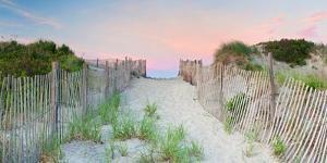 Crescent Beach Path by Katherine Gendreau