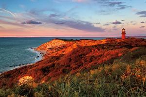 Gay Head Sunset by Katherine Gendreau