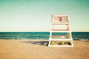 Lifeguard Station by Katherine Gendreau