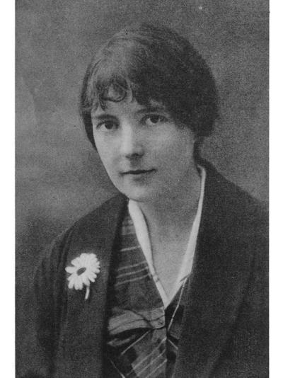 Katherine Mansfield 1--Photographic Print