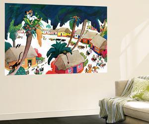 Island Village - Jack & Jill by Katherine Millhous