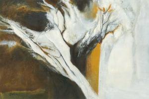 Ferveur jaune by Kathleen Cloutier