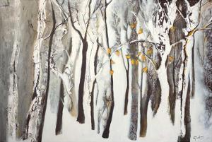 La forêt blanche by Kathleen Cloutier