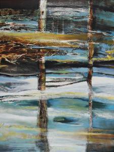 Les Pieds Dans L'Eau by Kathleen Cloutier