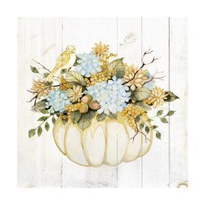 Autumn Elegance III Gold by Kathleen Parr McKenna