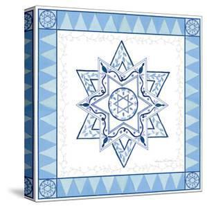 Celebrating Hanukkah I by Kathleen Parr McKenna
