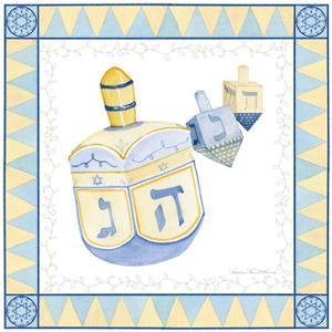 Celebrating Hanukkah II by Kathleen Parr McKenna