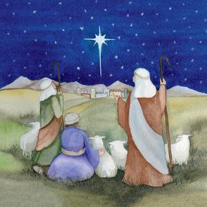 Christmas in Bethlehem IV by Kathleen Parr McKenna