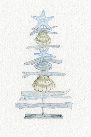 Coastal Holiday Tree I
