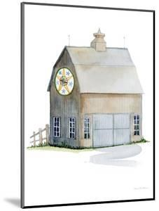 Life on the Farm Barn Element IV by Kathleen Parr McKenna