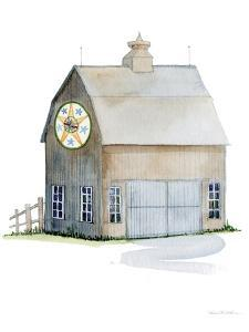 Life on the Farm Barn Element IV by Kathleen Parr McKenna
