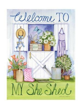My She Shed