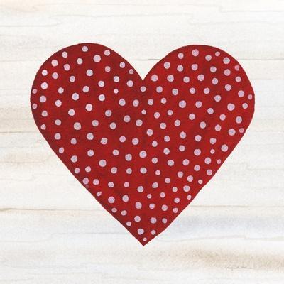Rustic Valentine Heart I