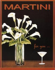Martini by Kathleen Richards-babcock
