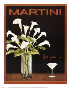 Martini by Kathleen Richards-babcock