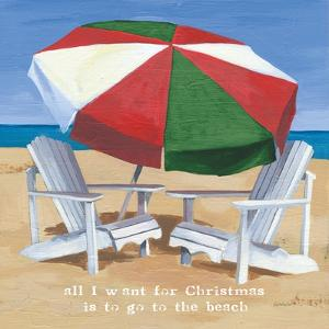 Christmas at the Beach III by Kathrine Lovell