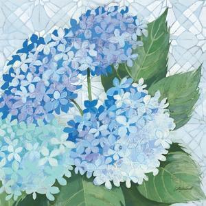Decorative Hydrangea II by Kathrine Lovell