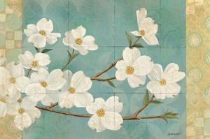Kimono Blossoms by Kathrine Lovell