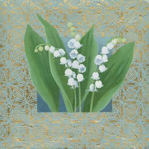 Lilies of the Valley III by Kathrine Lovell