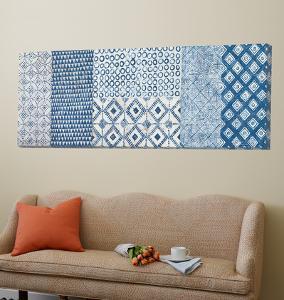 Maki Tile Panel II by Kathrine Lovell