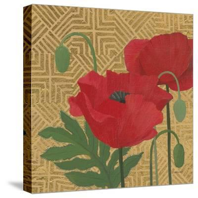 More Poppies with Pattern