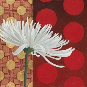 Morning Chrysanthemum I by Kathrine Lovell