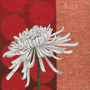 Morning Chrysanthemum II by Kathrine Lovell
