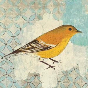 Pine Warbler by Kathrine Lovell