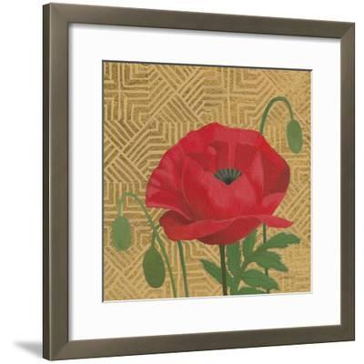 Poppy with Pattern