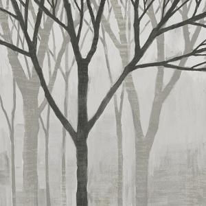 Spring Trees Greystone II by Kathrine Lovell