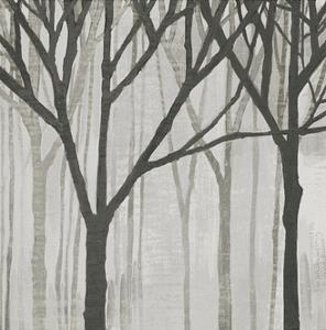 Spring Trees Greystone III by Kathrine Lovell