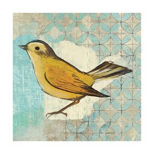 Wilsons Warbler II by Kathrine Lovell