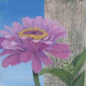 Zinnia Pink by Kathrine Lovell