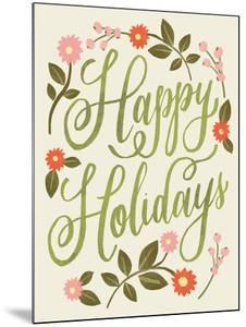 Happy Holidays by Kathryn Selbert