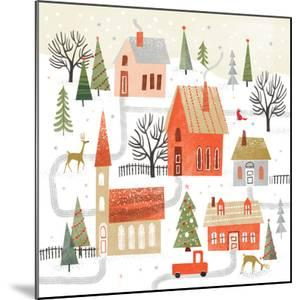 Holiday Scene by Kathryn Selbert