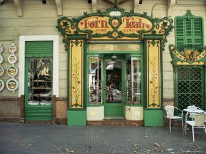 Baker's Shop, Palma, Majorca, Balearic Islands, Spain by Kathy Collins