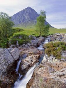Beauchaille Etive, Glencoe (Glen Coe), Highlands Region, Scotland, UK, Europe by Kathy Collins