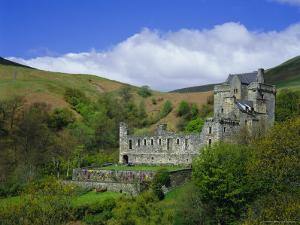 Castle Campbell, Dollar Glen, Central Region, Scotland, UK, Europe by Kathy Collins