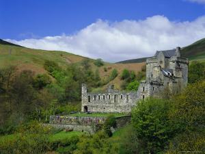 Castle Campbell, Dollar Glen, Central Region, Scotland, UK, Europe by Kathy Collins